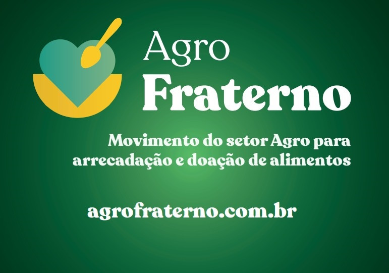 É amanhã! - Sistema CNA/Senar, OCB e entidades do IPA lançam Agro Fraterno