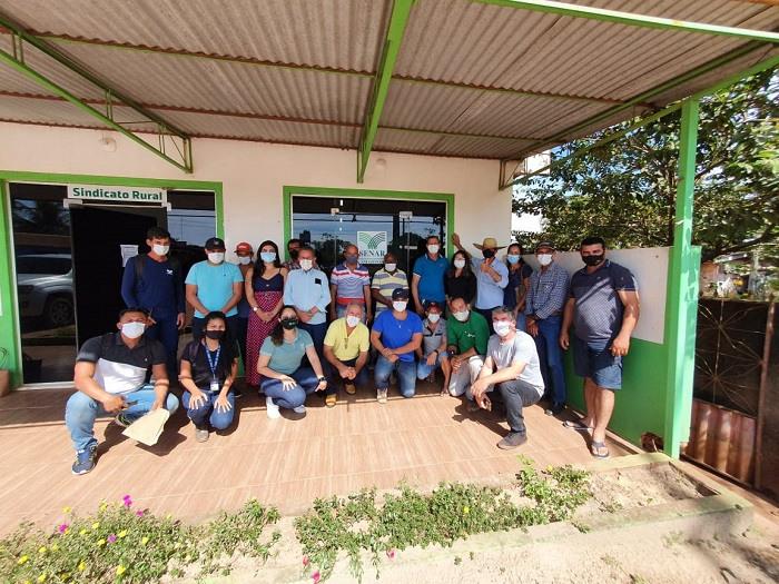 PRAVALER inicia ações de mobilização e ATeG no Amazonas