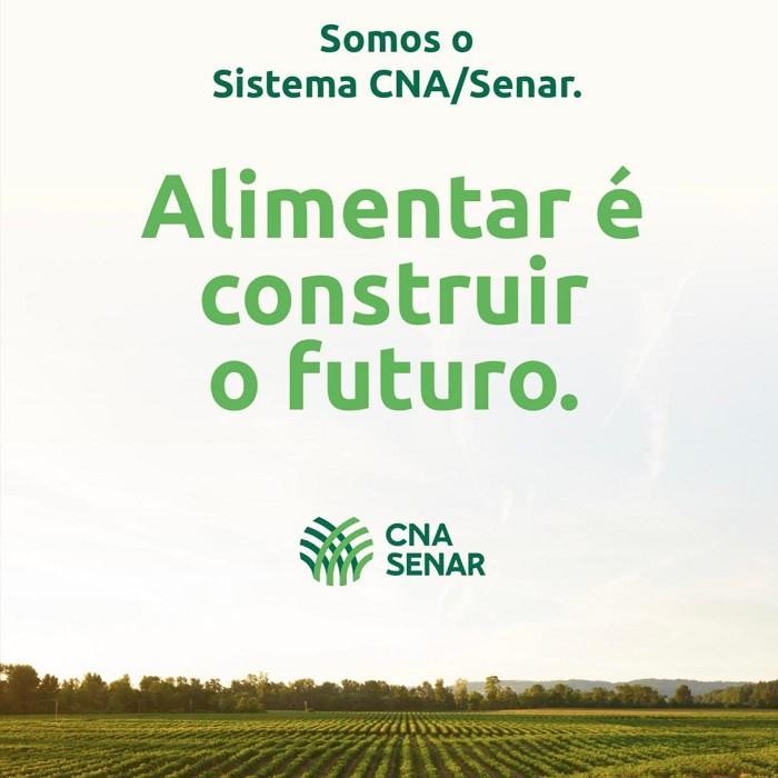 """Sistema CNA/Senar lança manifesto """"Alimentar é Construir o Futuro"""""""