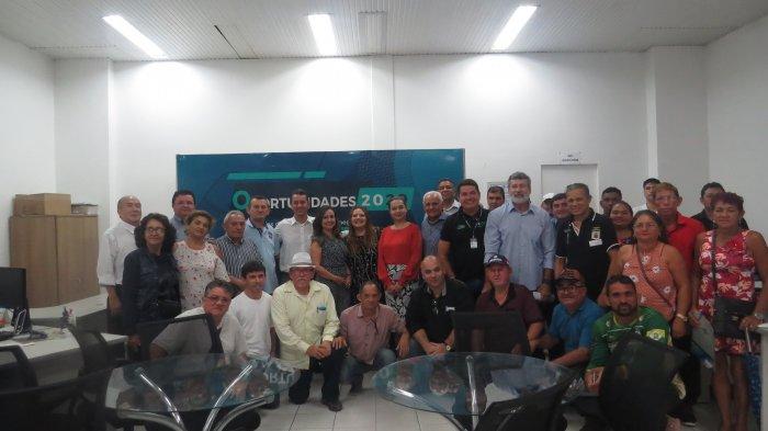 Sistema FAEA/SENAR/FUNDEPEC-AM participa de evento no Balcão de Aronegócios do Sebrae-AM